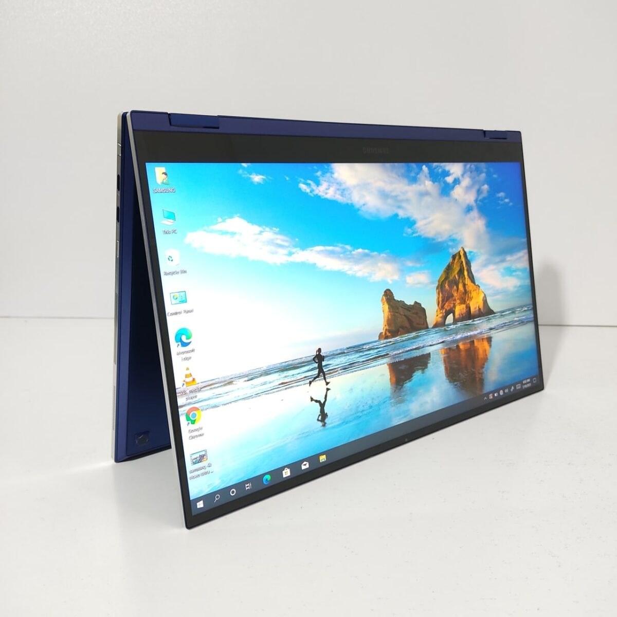 تصویر لپ تاپ Samsung مدل Galaxy Book Flex Np950QCG-K01US