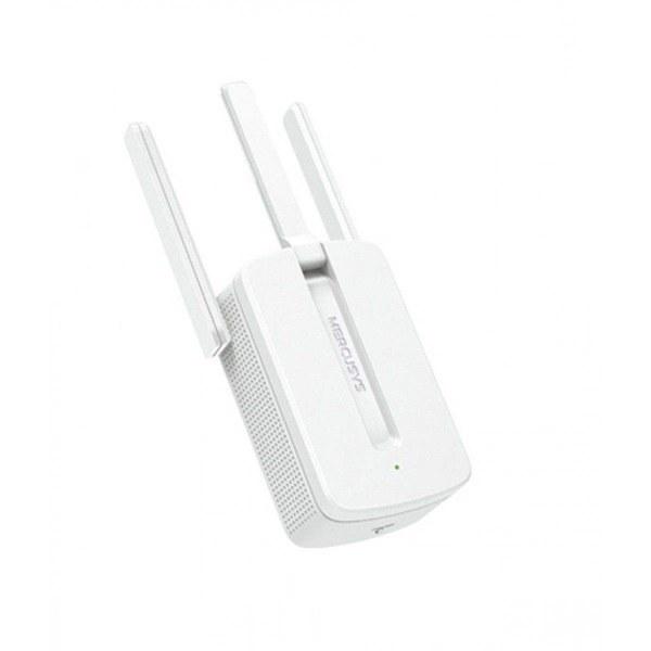 تصویر گسترشدهندهی شبکهی بیسیم مرکوسیس مدل MW300RE MERCUSYS 300Mbps Wi-Fi Range Extender - MW300RE