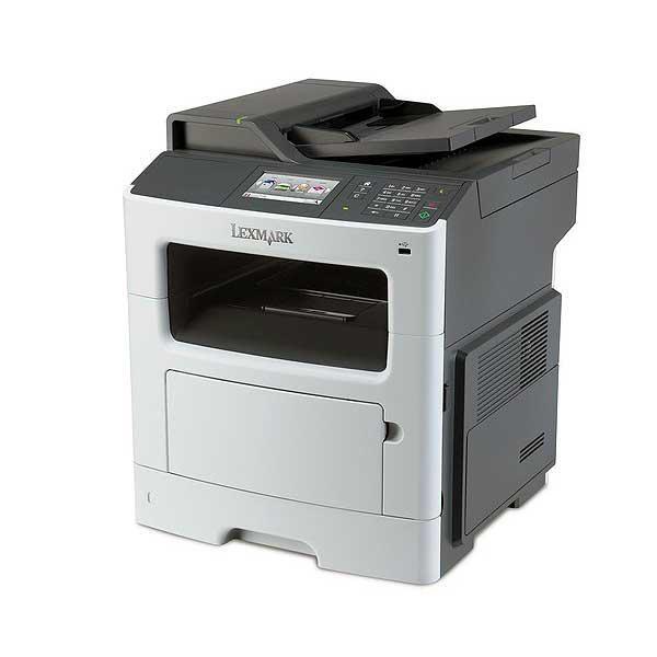 تصویر پرینتر چندکاره لیزری لکسمارک مدل MX۴۱۷de Lexmark MX417de Multifunction Laser Printer