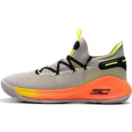 کفش بسکتبال آندرآرمور مدل Curry 6
