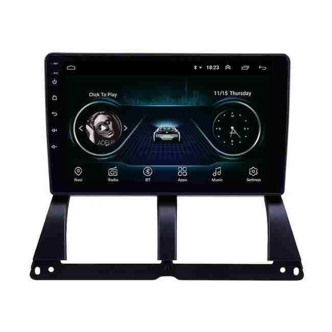 دستگاه پخش اندروید تیبا Car MultiMedia Android Tiba