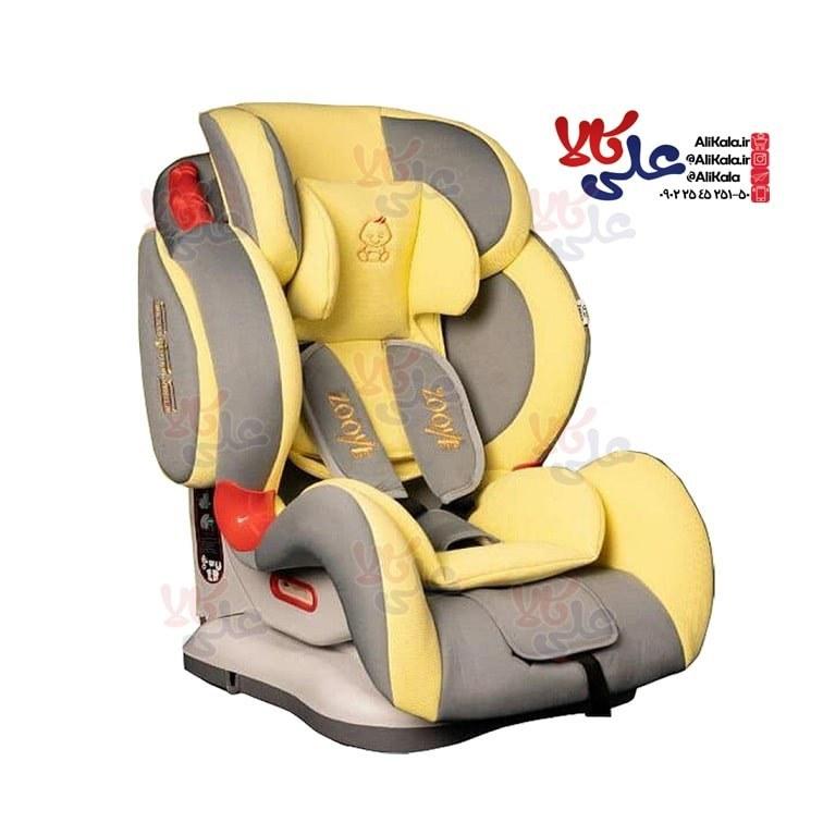 تصویر صندلی ماشین(خودرو) کودک زویه مدل مکس