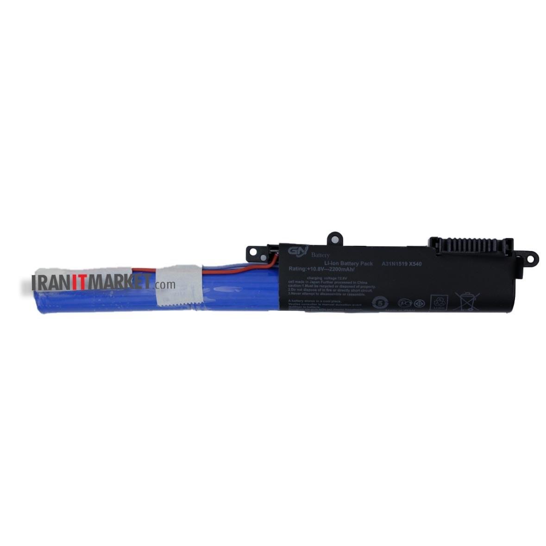 تصویر باتری لپ تاپ ایسوس battery asus vivobook r540