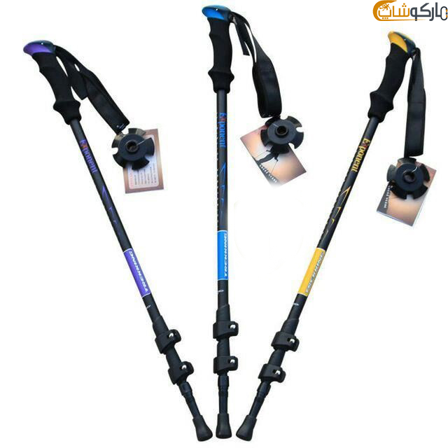 تصویر عصای کوهنوردی اکسپوننت کد ABD-3-8009 ا Mountaineering stick Exponent Mountaineering stick Exponent