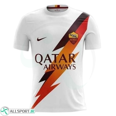 پیراهن دوم رم As Roma 2019-20 Away Soccer Jersey