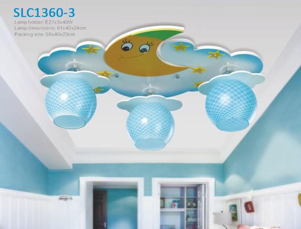 لوستر اتاق کودک (کد: slc1360-3) |