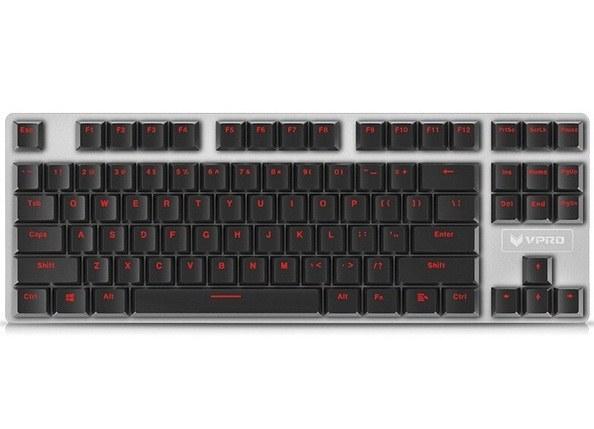 تصویر RAPOO  V500 Mecanical Gaming Keyboard RAPOO  V500 Mecanical Gaming Keyboard
