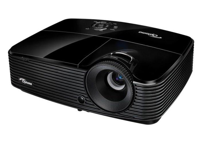 تصویر ویدئو پروژکتور اپتما مدل اس ۳۱۳ OPTOMA S313 DLP SVGA Business Projector
