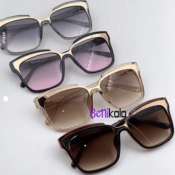 تصویر عینک آفتابی زنانه دیور مدل ۱۰۲۱