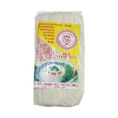 تصویر نودل برنج ( رشته فالوده ) 200 گرم