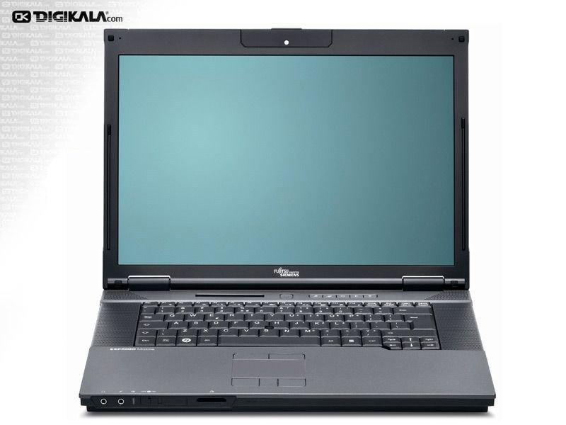 img لپ تاپ ۱۵ اینچ فوجیتسو Esprimo Mobile D9510 Fujitsu Esprimo Mobile D9510   15 inch   Core 2 Duo   4GB   320GB
