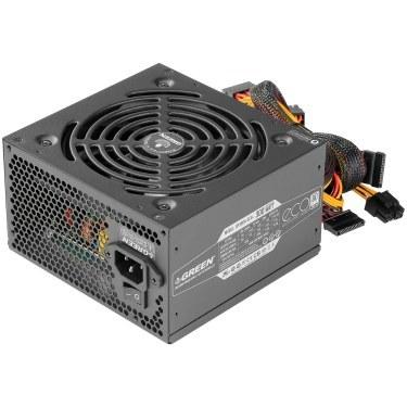 تصویر منبع تغذیه کامپیوتر Green مدل GP300A-ECO REV3.1 Green GP300A-ECO REV3.1 Power Supply