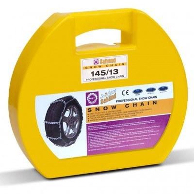 تصویر زنجیر چرخ قفل دار سهند مناسب برای پراید _ 145/R13