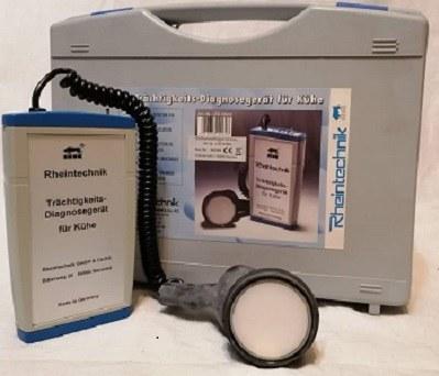 تصویر دستگاه تشخیص ابستنی گاو(HK-Pregnancy Tester For Cattle For Cows)