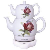 تصویر چای ساز قوری روی کتری هاردستون TKO3300
