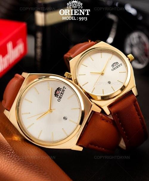 ست ساعت مردانه و زنانه Orient مدل W9913 |
