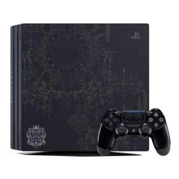 کنسول بازی سونی مدل PS4 Pro مدل Kingdom Hearts 3 Limited Edition - ظرفیت 1 ترابایت |