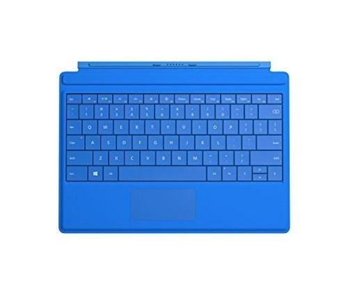 Microsoft Surface 3 Type Cover SC English English US / Canada Hdwr، Bright Blue (A7Z-00002) (تجدید شده)