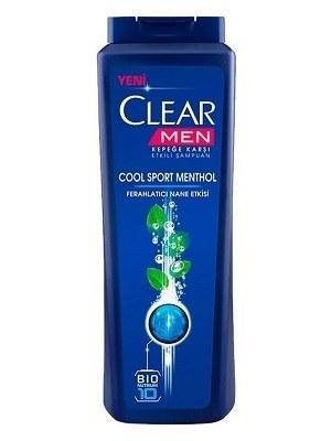شامپو ضد شوره مردانه کلیر مدل Cool Sport Menthol حجم 200 میلی لیتر | Clear Cool Sport Menthol Anti Dandruff Shampoo For Men 200ml