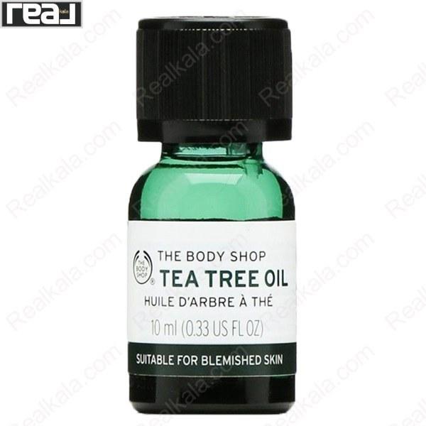 تصویر روغن تی تری بادی شاپ The Body Shop Tea Tree Oil 10ml