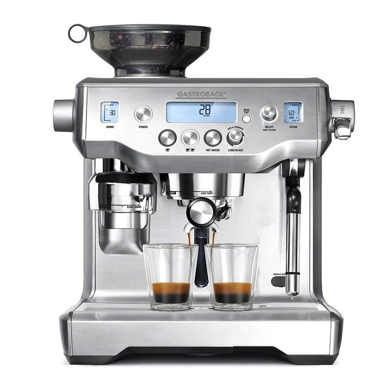 تصویر اسپرسو ساز گاستروبک مدل Advanced Pro 42640 (اصل آلمان) Gastroback Advanced Pro 42640 Espresso Maker