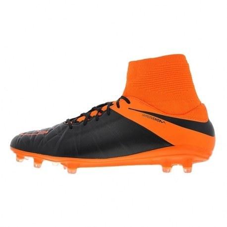 کفش فوتبال نایک هایپرونوم فاتال 2 چرمی Nike Hypervenom Phatal II Leather FG 747504-008