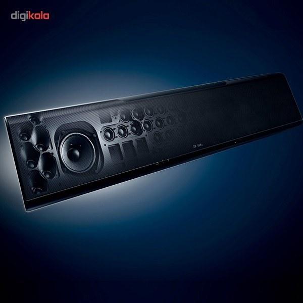 تصویر نوار صوتی Yamaha YSP-5600 با ساب ووفر قدرتمند NS-SW300PN و کیت ساب ووفر بی سیم