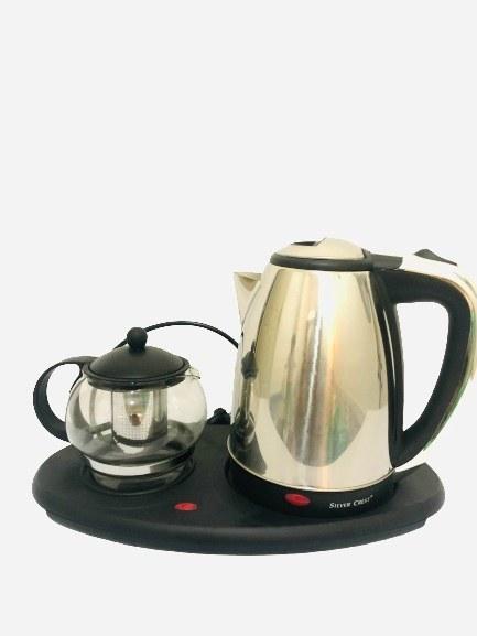 تصویر چای ساز برند سیلور کرست مدلSC-266