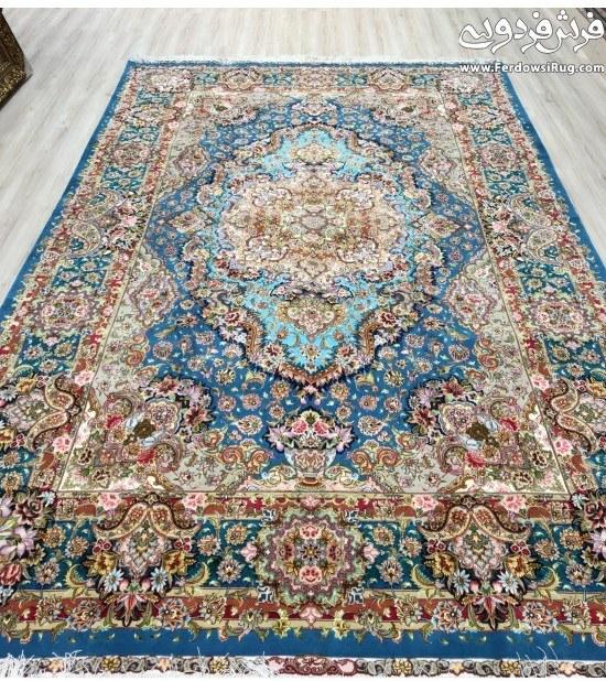 تصویر فرش دستباف 6 متری سالاری  تبریز