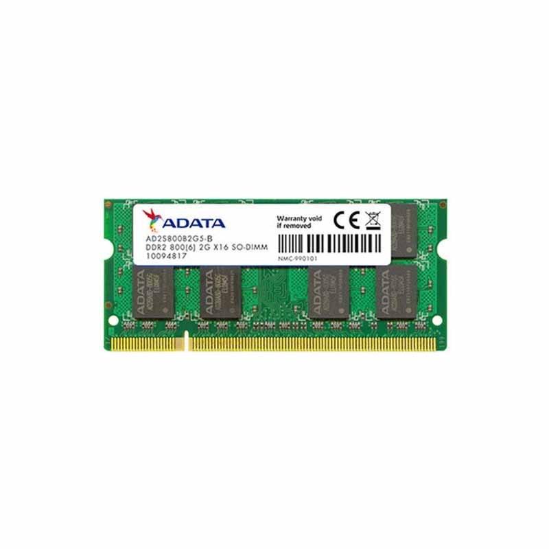 حافظهی رم لپ تاپی ADATA مدل Premier DDR2 800 با ظرفیت 2 گیگابایت |