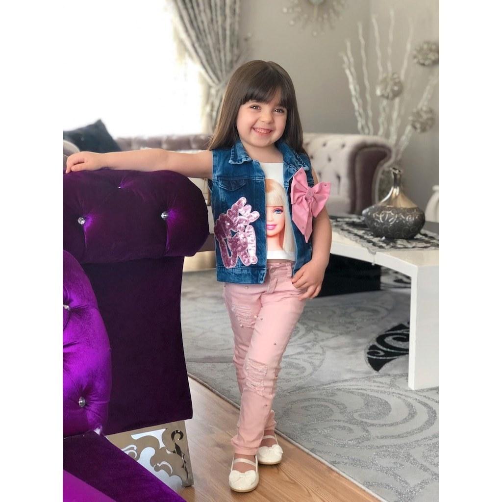 خرید پستی ست لباس دخترانه از ترکیه