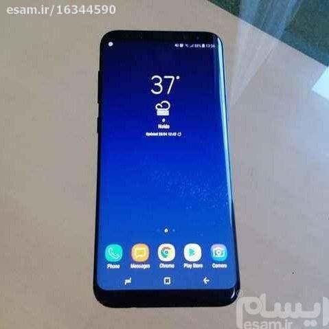 عکس گوشی سامسونگ گلکسی اس 8 پلاس | ظرفیت 128 گیگابایت  Samsung Galaxy S8 Plus | 128GB گوشی-سامسونگ-گلکسی-اس-8-پلاس-ظرفیت-128-گیگابایت