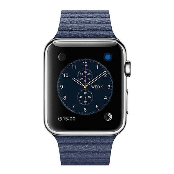 ساعت هوشمند اپل اسپورت 42mm | Apple Watch Midnight Blue Leather Loop 42mm