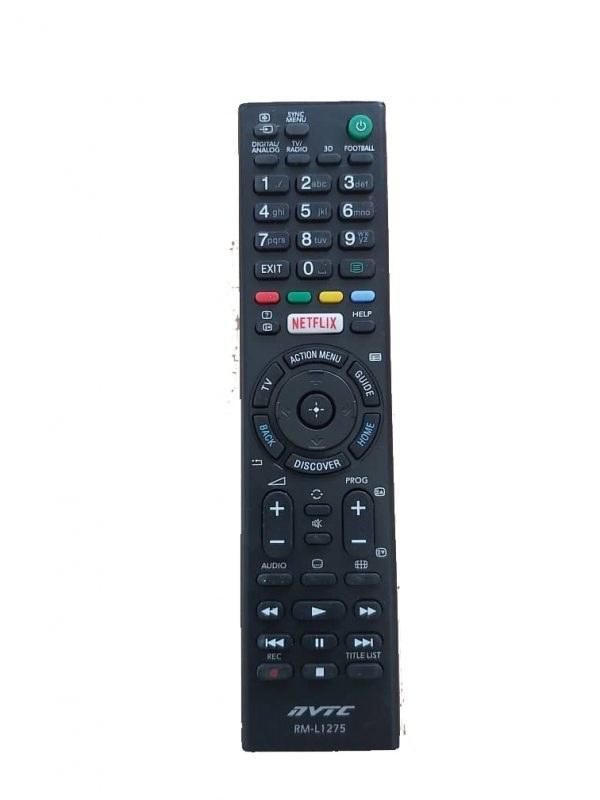 ریموت کنترل مخصوص تلویزیون سونی مدل  RM-L1275