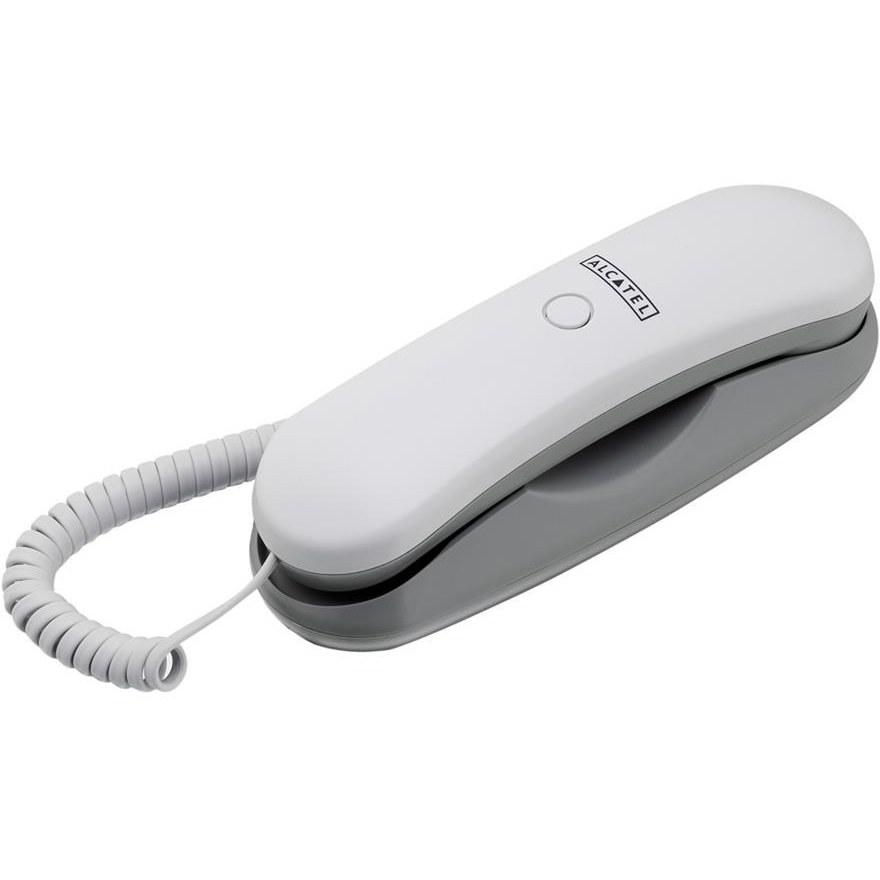 تصویر گوشی تلفن آلکاتل مدل تی مینی تلفن آلکاتل T-Mini Corded Telephone