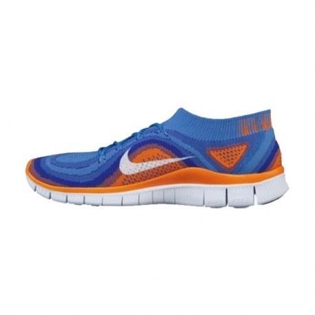 کتانی رانینگ مردانه نایک فری فلای نیت پلاس Nike Free Flyknit 615805-418