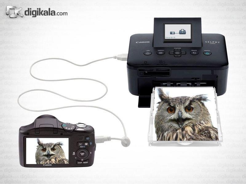 img کانن سلپی سی پی - 800 Canon SELPHY CP800 Photo Printer