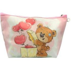 کیف لوازم آرایش طرح خرس کد .801.1  