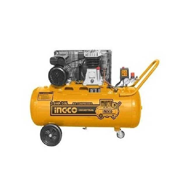 تصویر کمپرسور باد 50 لیتری اینکو مدل AC300506