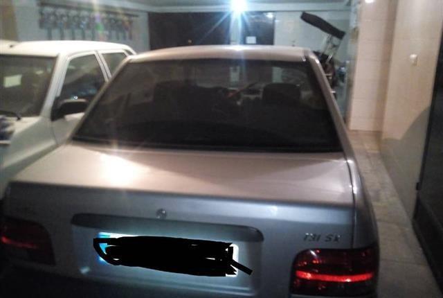خودرو سایپا، پراید 131، 1391