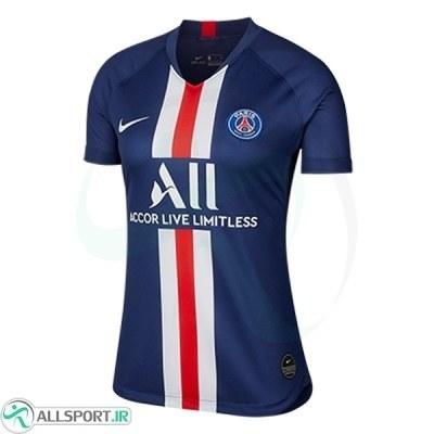 پیراهن زنانه اول پاریسن ژرمن Paris Saint-Germain 2019-20 Women Home Soccer Jersey