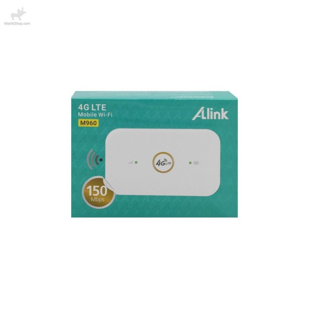 تصویر مودم همراه LTE-4G Alink مدل M960 مدل M960