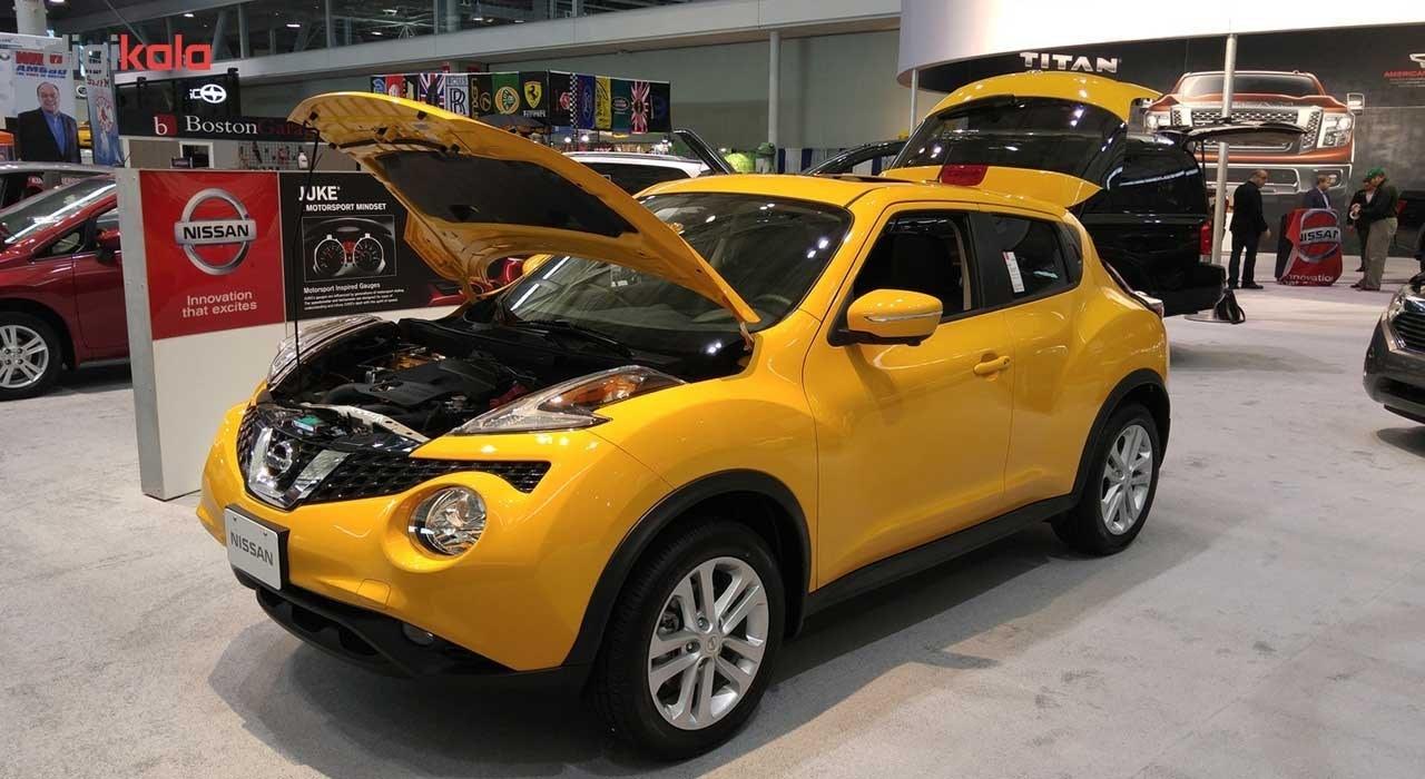 عکس خودرو نیسان Juke Platinium اتوماتیک سال 2016 Nissan Juke Platinium 2016 AT خودرو-نیسان-juke-platinium-اتوماتیک-سال-2016 15