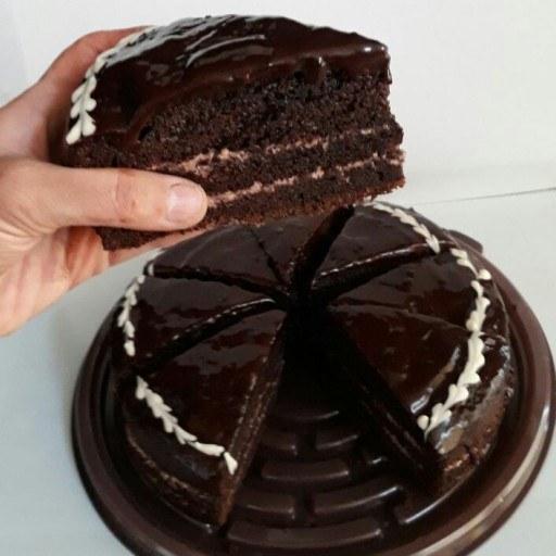 کیک شکلاتی |
