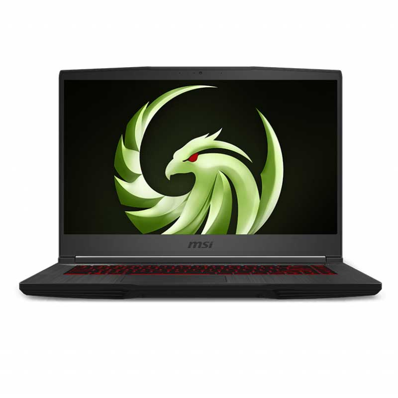 تصویر لپ تاپ ام اس آی 16GB RAM | 1TB SSD | 4GB VGA | Ryzen 7 | A4DDR  Msi Bravo A4DDR
