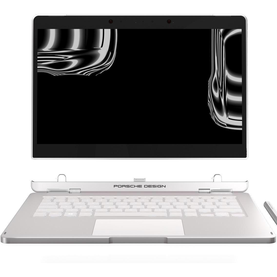تصویر لپ تاپ 13.3 اینچی پورش دیزاین مدل BOOK ONE