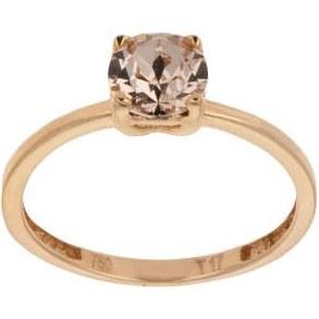 انگشتر طلا 18 عیار زنانه درسا مدل 2332-2