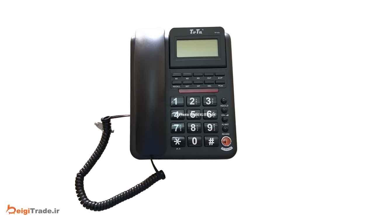 تصویر تلفن تیپ تل مدل TIP-625