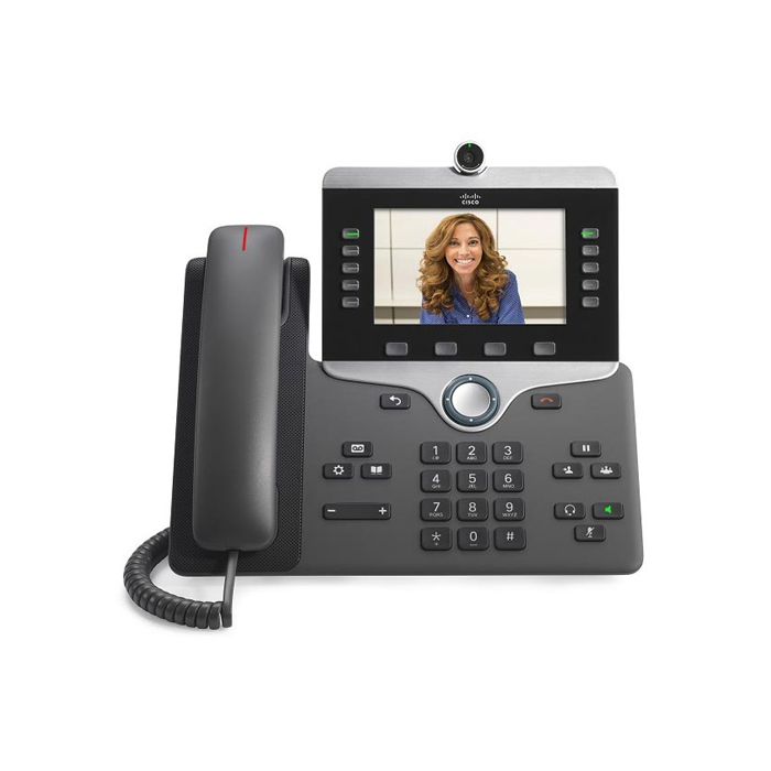 تلفن تحت شبکه سیسکو مدل CP-8845-3PCC-K9