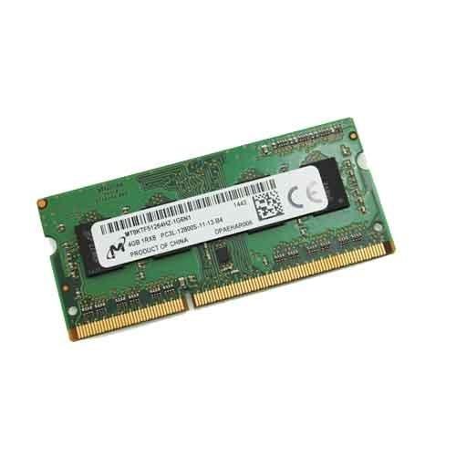 رم لپ تاپ DDR3L میکرون با ظرفیت 8 گیگابایت